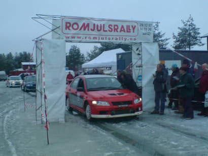 Romjulsrally 2007