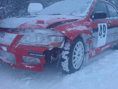 Sigdalsrally 2008