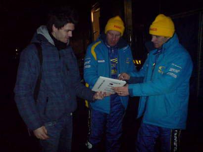 Anders møter Petter og Phil