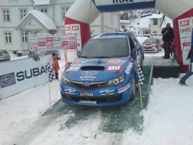 Numedalsrally 2009
