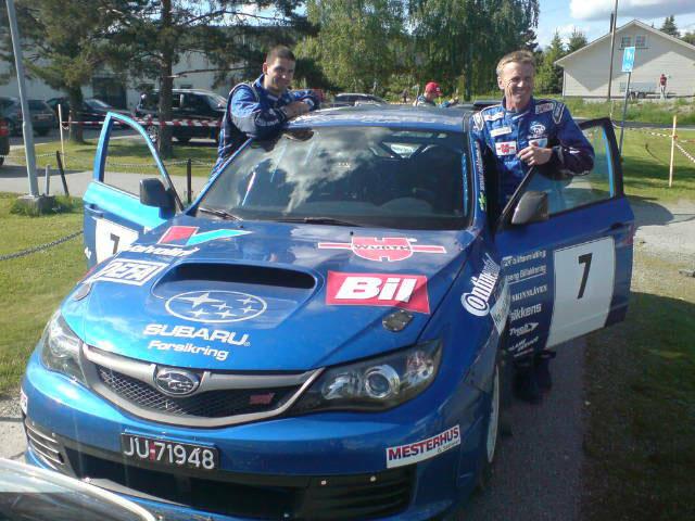 Aurskog Høland Rally 2009