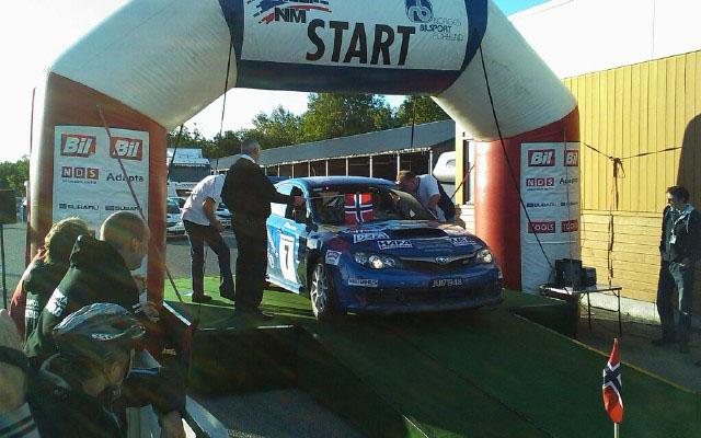 Rally Larvik 2009