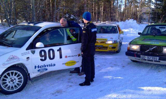 Numedalsrally 2010