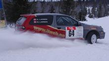 Mountain Rally på Gol