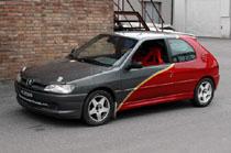 Ny rallybil er innkjøpt