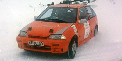 Suzuki Swift GTi