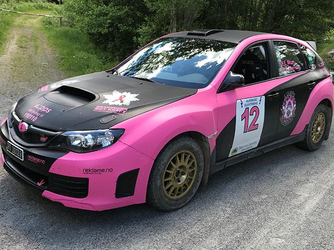 Vi skal til Lausitz-Rallye