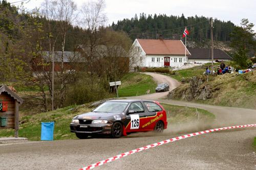 Rally Sørland