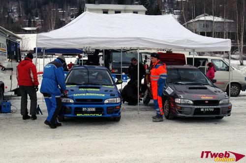 Mountain Rally
