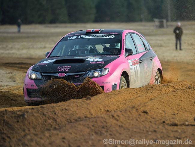 Moan Lausitz Rallye 2017